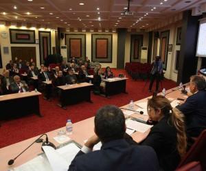Melikgazi Belediye Meclisinde 30 gündem maddesi görüşüldü