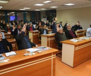 Turgutlu'da 2018'in ilk meclis toplantısı gerçekleştirildi