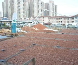 Doğanbey'deki tarihi yapılar yeniden canlanıyor