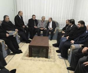 AK partiden Akbaş ailesi ve Elif Çırakoğlu'na ziyaret