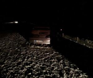 Akharım Belediye Başkanı Eşref Ünsal trafik kazası geçirdi