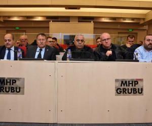 Şehzadeler meclisinden merhum Başkan Adil Aygül'e vefa