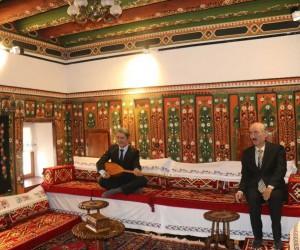 """Başkan Güven: """"Ecdadımızın 750 yıllık ince zevkini burada yaşatacağız"""""""