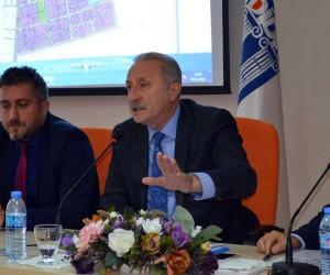 Didim Belediye Meclisi 2018'in ilk toplantısını yaptı