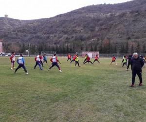 Tokatspor'da kamp hazırlıkları