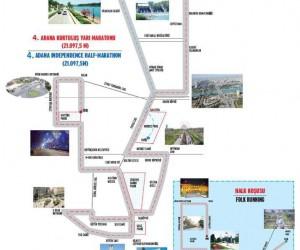 Adana'da maraton heyecanı