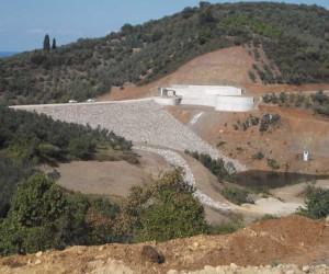 Yalıçiftlik Barajı ekonomiye yılda 3 milyon 793 bin lira katkı sağlayacak