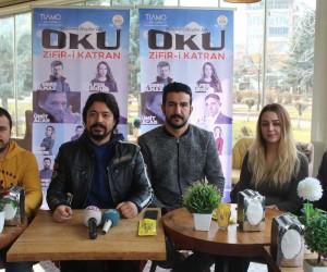 """""""Oku"""" sinema filmi tanıtıldı"""