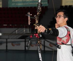 Mete Gazoz, Türkiye şampiyonu oldu