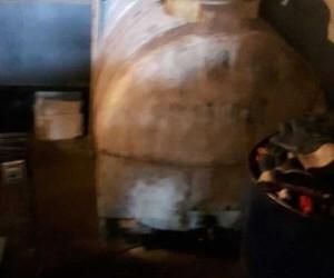 Tuşba ilçesinde 2 bin 100 litre kaçak motorin ele geçirildi