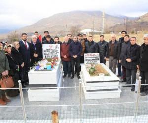 Şehit polis Fethi Sekin unutulmadı