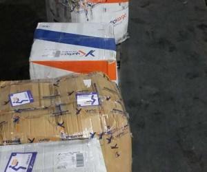 Van'da 160 kilogram kaçak nargile tütünü ele geçirildi