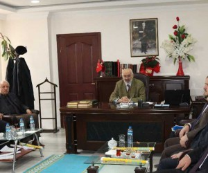 Muradiye'de ilçe müftüleri toplantısı