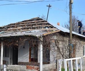 Alo Evlat Hattı'ndan 80 yaşındaki Hatice Yılmaz'ın evine sıcak dokunuş