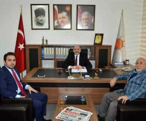 Kütahya siyasetinin önemli isimlerinden Nurettin Kaplan AK Parti'de