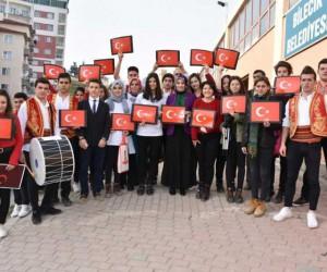 Yavuz Selim Mesleki ve Teknik Anadolu Lisesi'nden Türkçe etkinliği