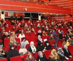 Gebze Kültür Merkezi'nde Engin Noyan ile Kur'an sohbeti
