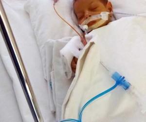 Hatice Nur bebek karaciğer bekliyor
