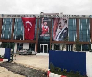 Naim Süleymanoğlu'nun adı Ergene'de yaşatılacak