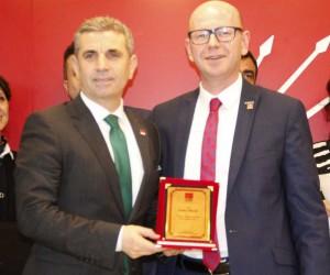 CHP Balıkesir İl Başkanı Serkan Sarı göreve başladı