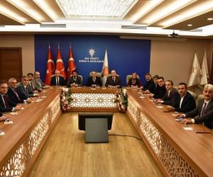 AK Parti'de Recep Tayyip Erdoğan heyecanı