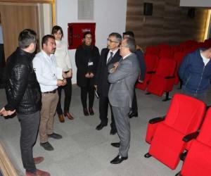 Şehit Fethi Sekim Gençlik Merkezinde eğitimler başlıyor