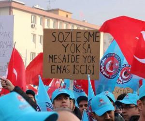 Türk Metal Sen Manisa greve hazırlanıyor