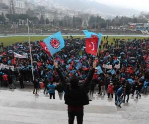 Bursa'da 5 bin işçi eylem yaptı