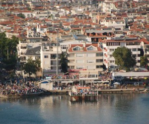 Balıkesir'de günlük kiralanan evlere operasyon