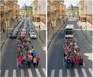 Artan trafik problemine karşı 'Paylaşımlı Yolculuk' önerisi