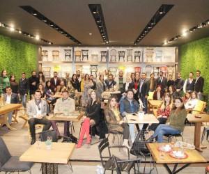 30. yılını kutlayan İpek Mobilya mimarlarla buluştu