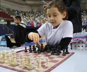 Satranç Ligi'nin üçüncü etabı gerçekleştirildi