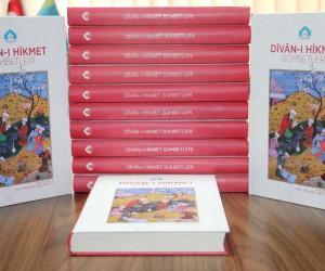 Dîvan-ı Hikmet Sohbetleri kitabı yayımlandı