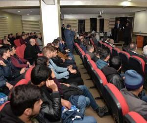 Erbakan Vakfında divan toplantısı gerçekleştirildi