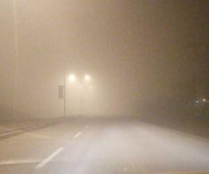 Doğubayazıt'ta sis etkili oluyor
