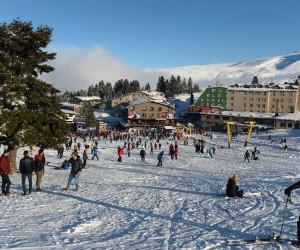 Bursa'ya Arap turist yağdı, Uludağ ve Bursa'daki oteller doldu