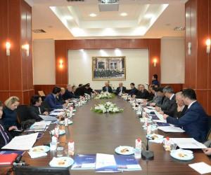2018'in ilk mesleki eğitim kurulu toplantısı yapıldı