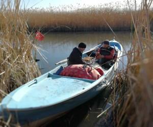 İznik Gölü'nün çekilme sebebi kuraklık