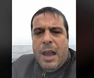 Ayvalık'ta balıkçının deniz kirliliğine tepkisi izlenme rekoru kırıyor