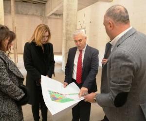 Nilüfer Belediyesi Burak Berk Kreşi'nde sona yaklaşılıyor