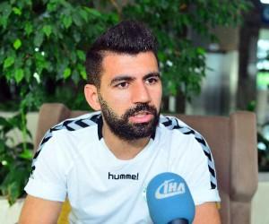 """(Özel haber) Selim Ay: """"UEFA'da oynamak farklı bir duygu"""""""