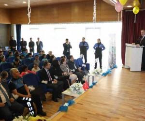 Başkan Remzi Aydın, öğrencilerin karne sevinçlerine ortak oldu