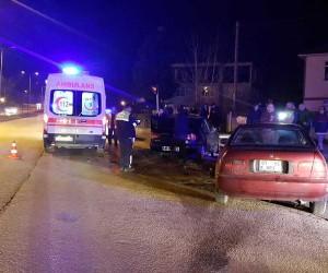Kırmızı ışık ihlali yapan sürücü dehşet saçtı...1'i hamile 7 kişiyi yaraladı