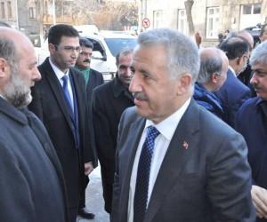 Bakan Arslan, Serhat Kodlama ve Robotik Akademisi'nin açılışını yaptı