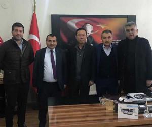 Balışeyh'e yeni endüstri sahaları