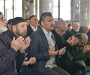 Çarşambalı Şehit Ramazan Taşkın için mevlit