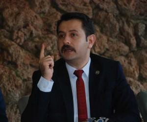 MHP'li Çalışkan'dan Akşener'in silahlı kamp iddiasına tepki