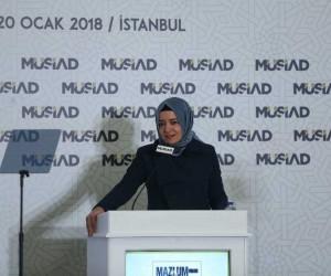 Bakan Fatma Betül Sayan Kaya'dan Zeytindalı Operasyonu açıklaması