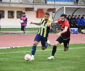 TFF 3. Lig: Tarsus İdman Yurdu: 2 - Utaş Uşakspor: 2