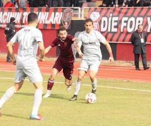 TFF 2. Lig: Kastamonuspor 1966: 0 - Hatayspor: 1